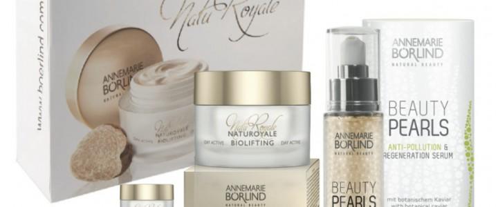 Ošetrenia prírodnou kozmetikou Annemarie Börlind a dermatokozmetikou Dado Sens